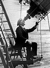 Lowell and His Telescope