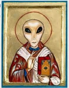 WERE ALIENS SPIRITUAL BEINGS?