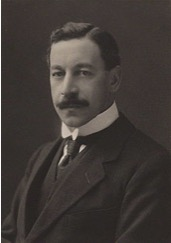 HERBERT SAMUEL - FIRST HIGH COMMISSIONER OF PALESTINE 1920-1925