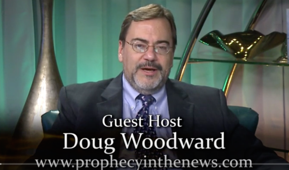 Woodward interviews Paul McGuire on his new book, The Babylon Code