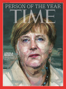 Angela Merkel Times Person of the Year 2015