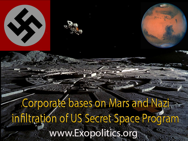 How Far Did Nazi Spacecraft Go into Outer Space?