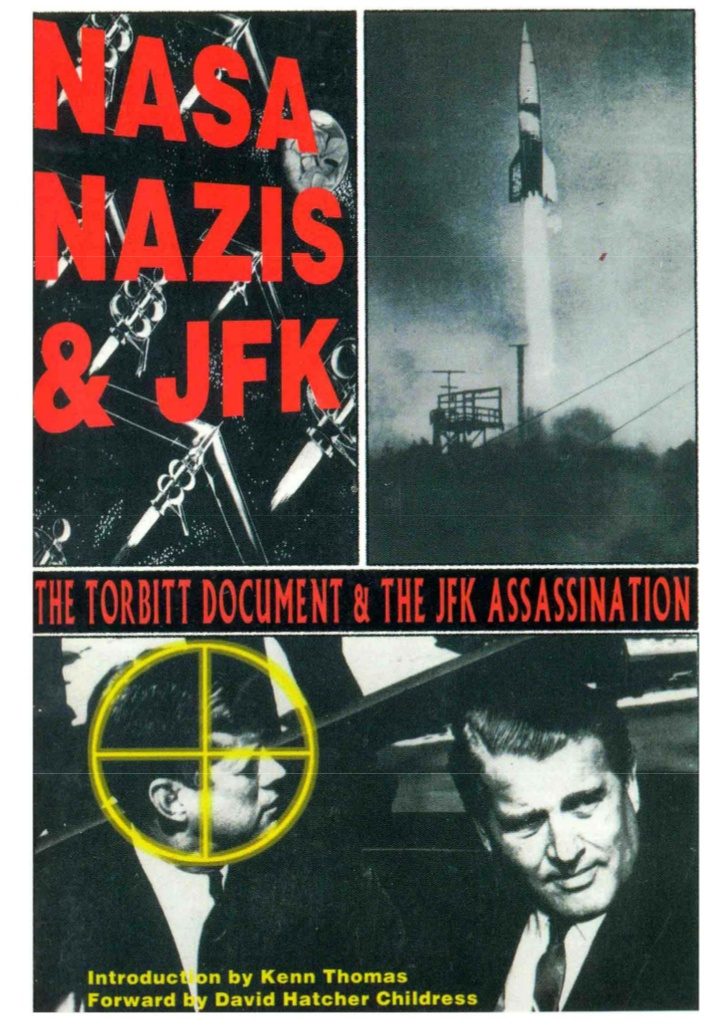 The Torbitt Document - The Smoking Gun to Link Nazis to the JFK Assassination?