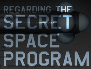 The Secret Space Program - The Public Program a Cover for the Secret One?