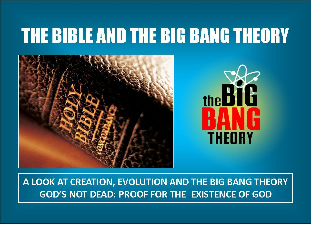 an analysis of the big bang model of world creation Alternatives to the big bang theory steady state posits continuous creation of matter throughout the universe to the modern cyclic model involves.