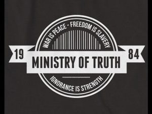 The Ministry of Truth -- 2017