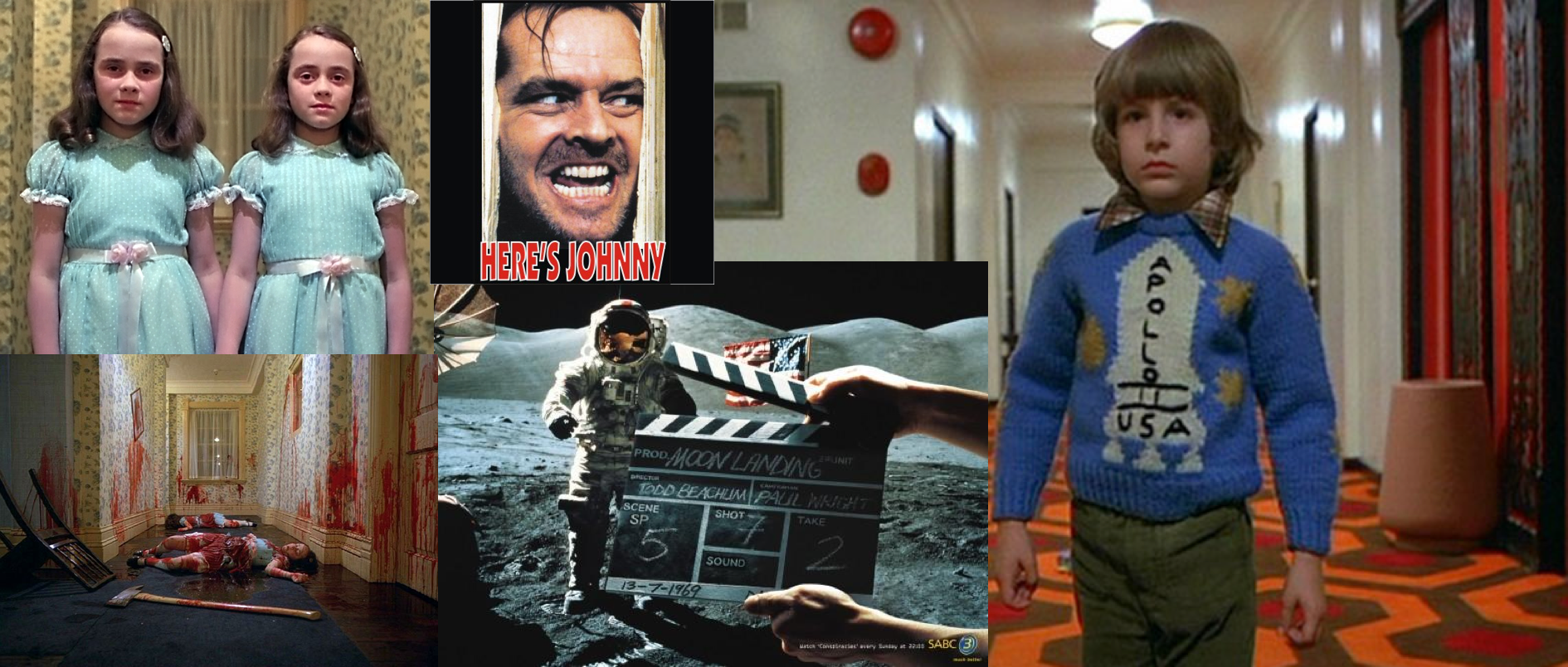 THE SHINING: A KUBRICK CONFESSION OF THE FAKING OF APOLLO 11?
